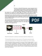 Proposal _ Infrared Temperature Gun