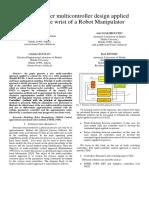 Fractional Order Multicontroller Design
