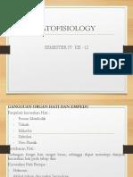 Patofisiologi Penyakit