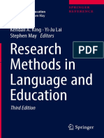 (Encyclopedia of Language and Education) Kendall a. King, Yi-Ju Lai, Stephen May (Eds.)