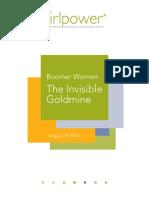 GP Boomer Women TIG-8-4