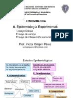 8. Epidem Experiment