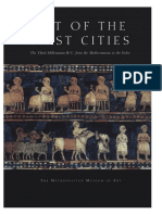Art of the First Cities the Third Millennium B.C. From the Mediterranean to the Indus Aruz J., Wallenfels R. (Eds)