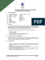 DH-501 - Derecho Societario y Comercial - Contabilidad