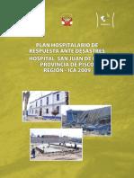 Plan de Respuesta Hospitalaria San Juan de Dios