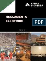 Reglamento Electrico