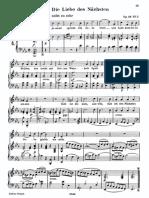 Lieder 4 Op. 48 - L. van Beethoven
