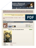 Kino No Tabi_ the Beautiful World (Anime Underground) ‹ Descarga Directa