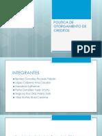 Politica de O. de Creditos.pptx