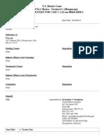 Affidavit for Warrant - Sterling Island