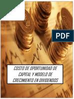INFORME FINANZAS CORPORATIVAS