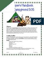 3rd Grade Campers Handbook 1011