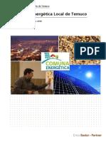 Informe EEL Temuco