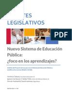 Observatorio Legislativo Nueva Educación Pública