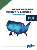 Pretrial Justice Institute Report