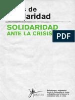 Crisis Solidaridad