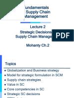 Lec2 - Strategic SCM in modern era