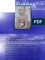 Pediatric Common Emergency