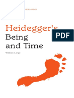 (Edinburgh Philosophical Guides Series) Large, William_ Heidegger, Martin-Heidegger's Being and Time _ an Edinbrugh Philosophical Guide-Edinburgh University Press (2008)