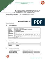 Informe Lab. Obras Viales - Amauta