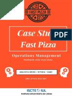 CA So Fast Pizza