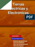 Seminario Tierras Electricas