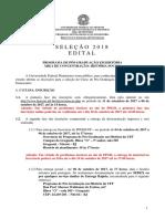 2018 Edital UFF