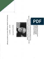 La Dificultad en El Psicoanalisis Freud