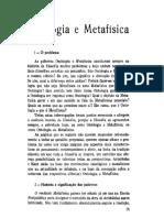Celestino - Ontologia e Metafísica
