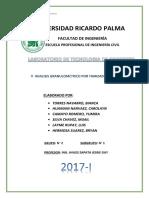 1er. Informe Laboratorio Concreto 2017_2_cancha