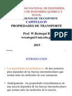 FENOMENOS DE TRANSPORTE Cap-IV
