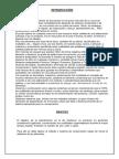 Trabajo de Esterilizacion de Alimentos y Accion de Bacterias