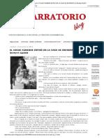 El Narratorio Blog_ El Coche Fúnebre Entró en La Casa de Enfrente de Beatriz Guido