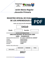 registroauxiliardeevaluacinnivelprimaria2017 MATERIALESEDUCATIVOSPE