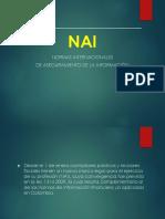 Presentacion Introduccion NIA