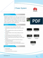 Huawei Embedded Power System ETP48150-A3 DataSheet