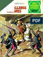 Joyas Literarias Juveniles - 063 - Los Caballeros Teutones (Enrique Sienkiewicz)