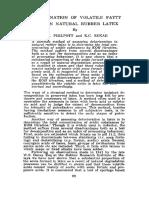 Philpott 1953 Determination Volatile Fatty