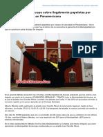 Vallechicama.com-Municipalidad de Ascope Cobra Ilegalmente Papeletas Por Exceso de Velocidad en Panamericana