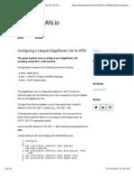 Configuring Edgerouter Kpn