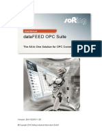 SoftingManual DataFEEDOPCSuite En