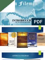 Filemòn, i y II Tesalonicenses Historia Eclesiástica