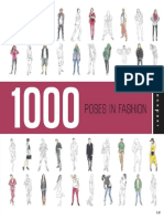 20. 1000 Poses in Fashion