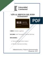 Hotel Blub - Final