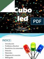 Cubo Led Robotica