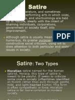 satire notes