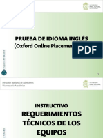 Instructivo Requerimientos Sistema General