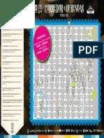 Mapa Corredor de Ofrendas en Puebla