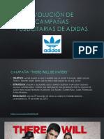 Adidas Campaña