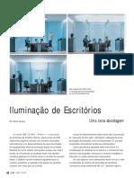 [Artigo] - Iluminação de Escritórios - Uma nova abordagem - Plinio Godoy.pdf